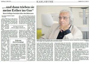 Horst Selbinger BNN 160312_027_cover
