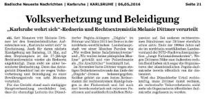 Artikelansicht ePaper - Volksverhetzung und Beleidigung_cover