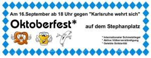 Oktoberfestplakat-Netzwerk